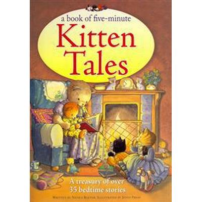 A Book of Five-Minute Kitten Tales: A Treasury of Over 35 Bedtime Stories (Häftad, 2013)