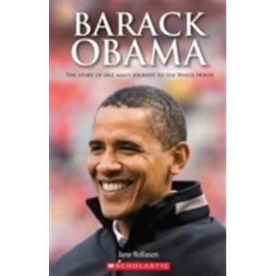 Barack Obama (Häftad, 2007)