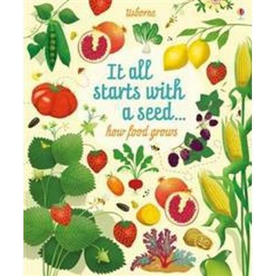 Big Picture Book How Food Grows (Inbunden, 2017)