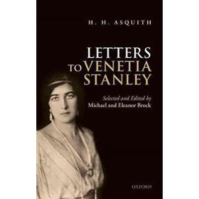 H. H. Asquith Letters to Venetia Stanley (Pocket, 2014)