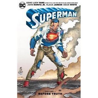 Superman TP Vol 1 Truth (Häftad, 2016)