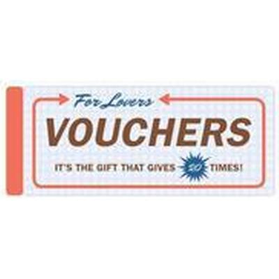 Knock Knock Vouchers for Lovers (Övrigt format, 2012)