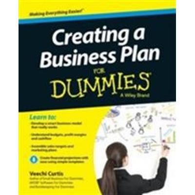Creating a Business Plan for Dummies (Häftad, 2014)
