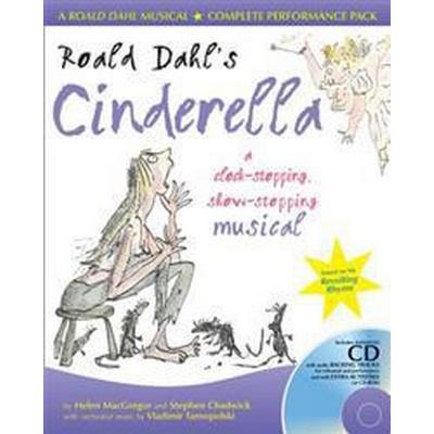Roald Dahl's Cinderella (Book + CD/CD-ROM) (Övrigt format, 2008)