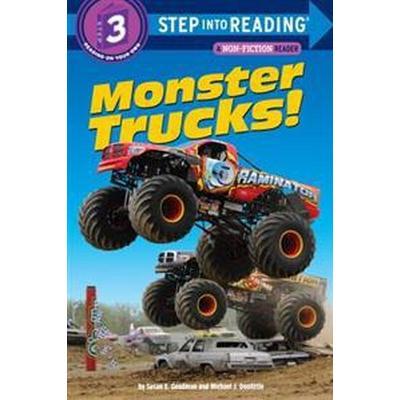 Monster Trucks! (Häftad, 2010)