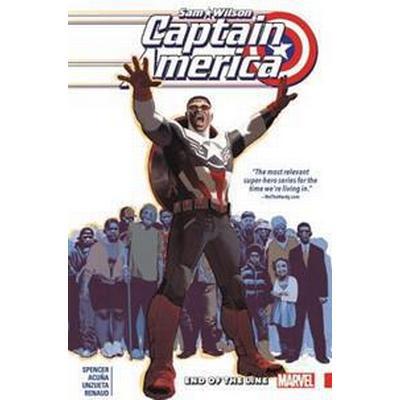 Captain America Sam Wilson 5 (Pocket, 2017)