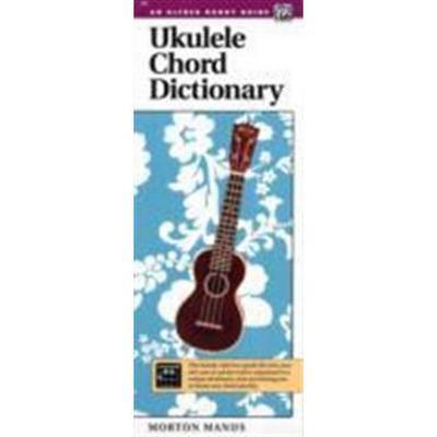 Ukulele Chord Dictionary (Häftad, 1978)