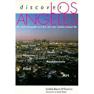 Discover Los Angeles - An Informed Guide to L.A's Rich and Varied Cultural Life (Häftad, 1998)