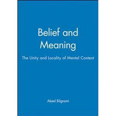 Belief and Meaning (Pocket, 1995)