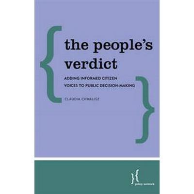 The People's Verdict (Häftad, 2017)