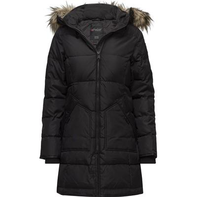 Pajar Cougar Ladies Faux Fur Parka BLACK
