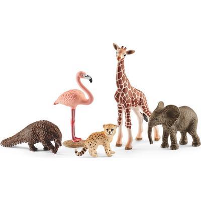 Schleich Assorted Wild Life Animals 42388