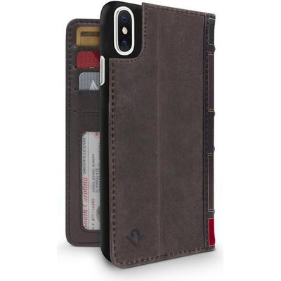 Twelve South BookBook Wallet Case (iPhone X)