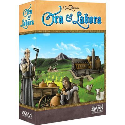 Z-Man Games Ora et Labora Resespel