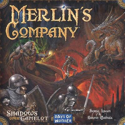 Days of Wonder Shadows over Camelot: Merlin's Company