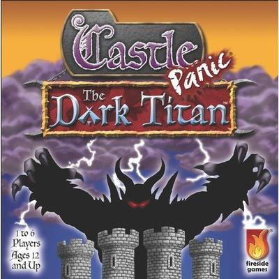 Fireside Games Castle Panic: The Dark Titan