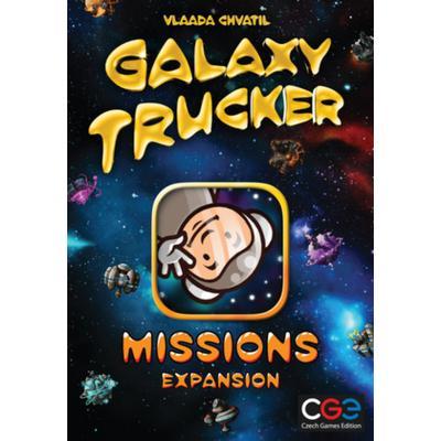 Czech Games Edition Galaxy Trucker: Missions Resespel