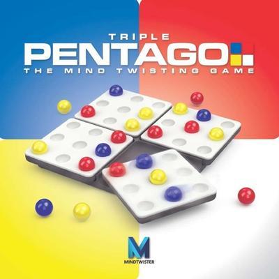 Mindtwister Games Pentago Triple