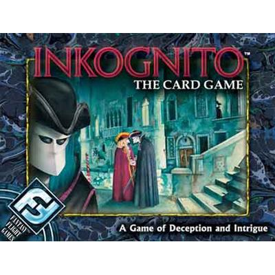 Fantasy Flight Games Inkognito: The Card Game