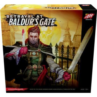 Avalon Hill Betrayal at Baldur's Gate (Engelska)
