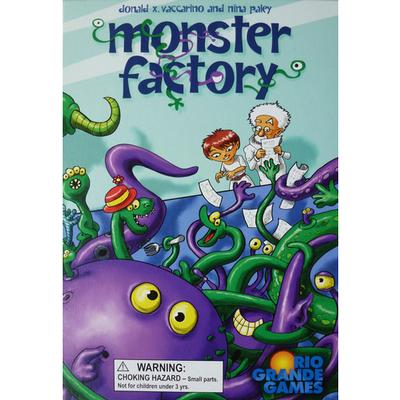 Rio Grande Games Monster Factory