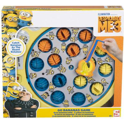 Minion Games Go Bananas Fish Game