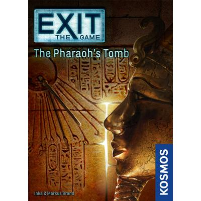 Exit: The Game The Pharaoh's Tomb (Engelska)