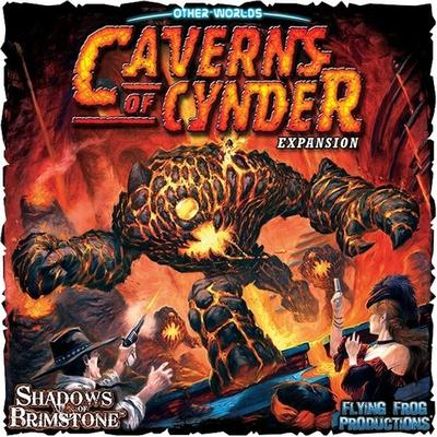 Flying Frog Productions Shadows of Brimstone: Caverns of Cynder