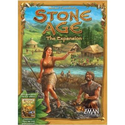 Z-Man Games Stone Age the Expansion