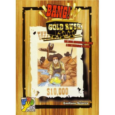 Asmodee BANG! Gold Rush
