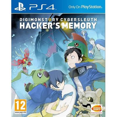 Digimon Story: Cybersleuth - Hacker's Memory