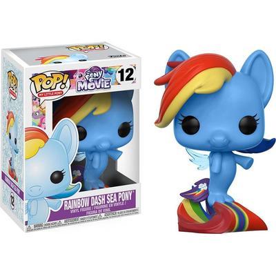 Funko Pop! My Little Pony MLP Movie Rainbow Dash Sea Pony