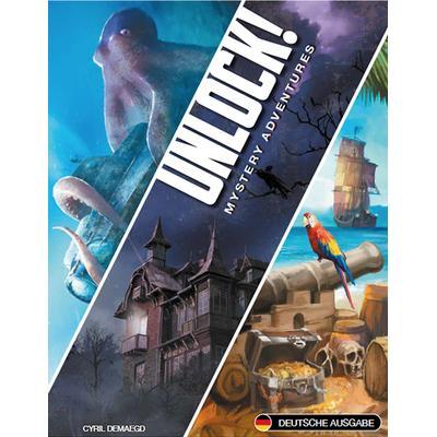 Enigma Unlock 2 Mystery Adventures