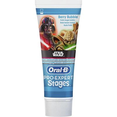 Oral-B Pro-Expert Stages Disney Star Wars Berry Bubble 75ml