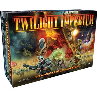 Twilight Imperium Fourth Edition (Engelska)