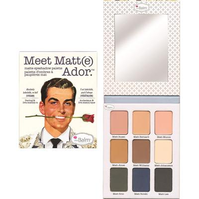 The Balm Meet Matte Eyeshadow Palette Ador