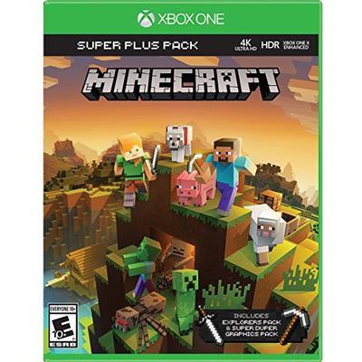 Minecraft Super Plus Pack