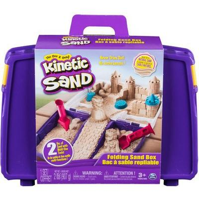 Spin Master Kinetic Sand Folding Sand Box