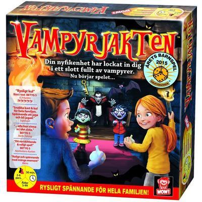 Wow Vampyrjakten