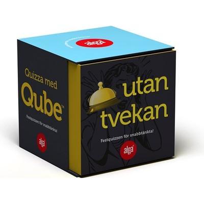Alga Qube Utan Tvekan (Svenska)