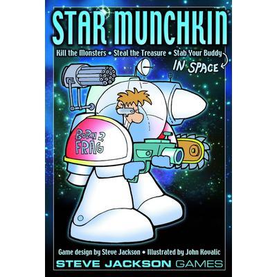 Star Munchkin (Engelska)
