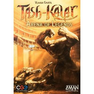 Czech Games Edition Tash-Kalar: Arena of Legends (Engelska)