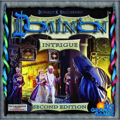 Rio Grande Games Dominion: Intrigue Second Edition