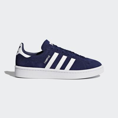 Adidas Campus Dark Blue/Footwear White/Footwear White (BY9579)