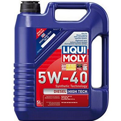 Liqui Moly Diesel High Tech 5W-40 Motorolie