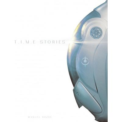 Spacecowboys T.I.M.E. Stories (Engelska)
