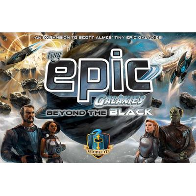 Gamelyngames Tiny Epic Galaxies: Beyond the Black (Engelska)