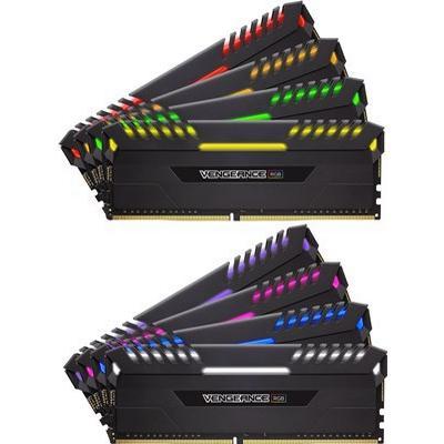 Corsair Vengeance RGB DDR4 2933MHz 8x8GB (CMR64GX4M8Z2933C16)