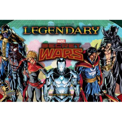 Upper Deck Entertainment Legendary: Secret Wars – Volume 1 (Engelska)