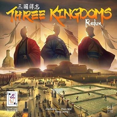 Arcane Wonders Three Kingdoms Redux (Engelska)